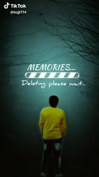 memory - MEMORIES . . . 0 @ bujji774 ERROR @ bujji774 - ShareChat