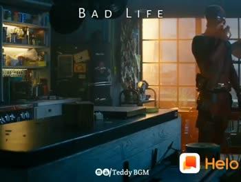 🎼 டக்குனு மியூசிக் - BAD LIFE Oe / Teddy BGM : Share Shayris , Quotes , WhatsApp Status GET IT ON Google Play - ShareChat