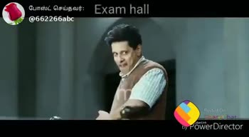 exam parithapangal - Curroiul Qoubout : Exam hall , @ 662266abc me too Posted on ShareChat by Power Director போஸ்ட் செய்தவர் : @ 662266abc Posted on ShareChat by Power Director - yberLink - ShareChat