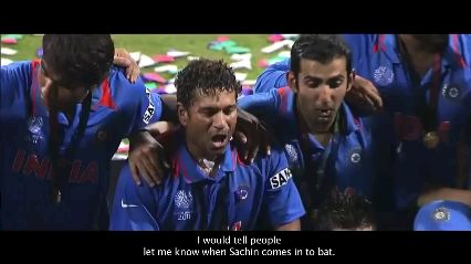 🎂HBD சச்சின் - For me playing cricket was like going to a temple . - ShareChat