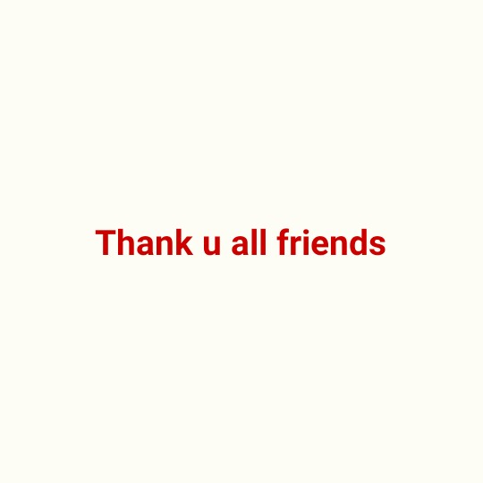 thank you - Thank u all friends - ShareChat