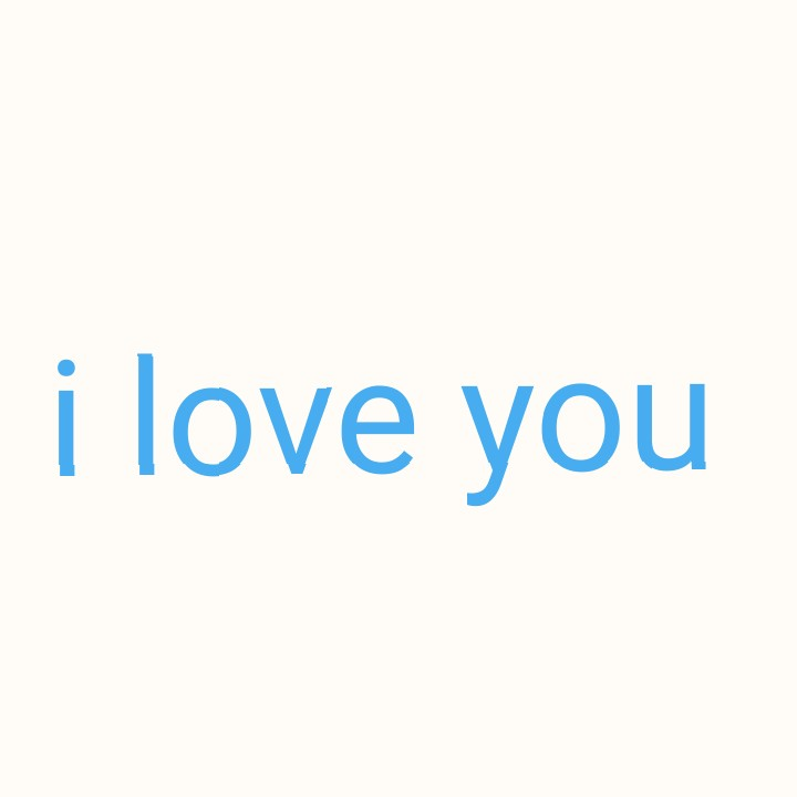 hiii - i love you - ShareChat