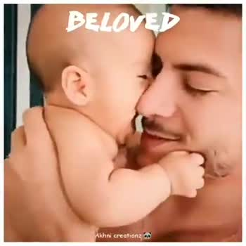 cute baby - BELOVED Mahn creation 0 . BELOVED Akhni creationz - ShareChat