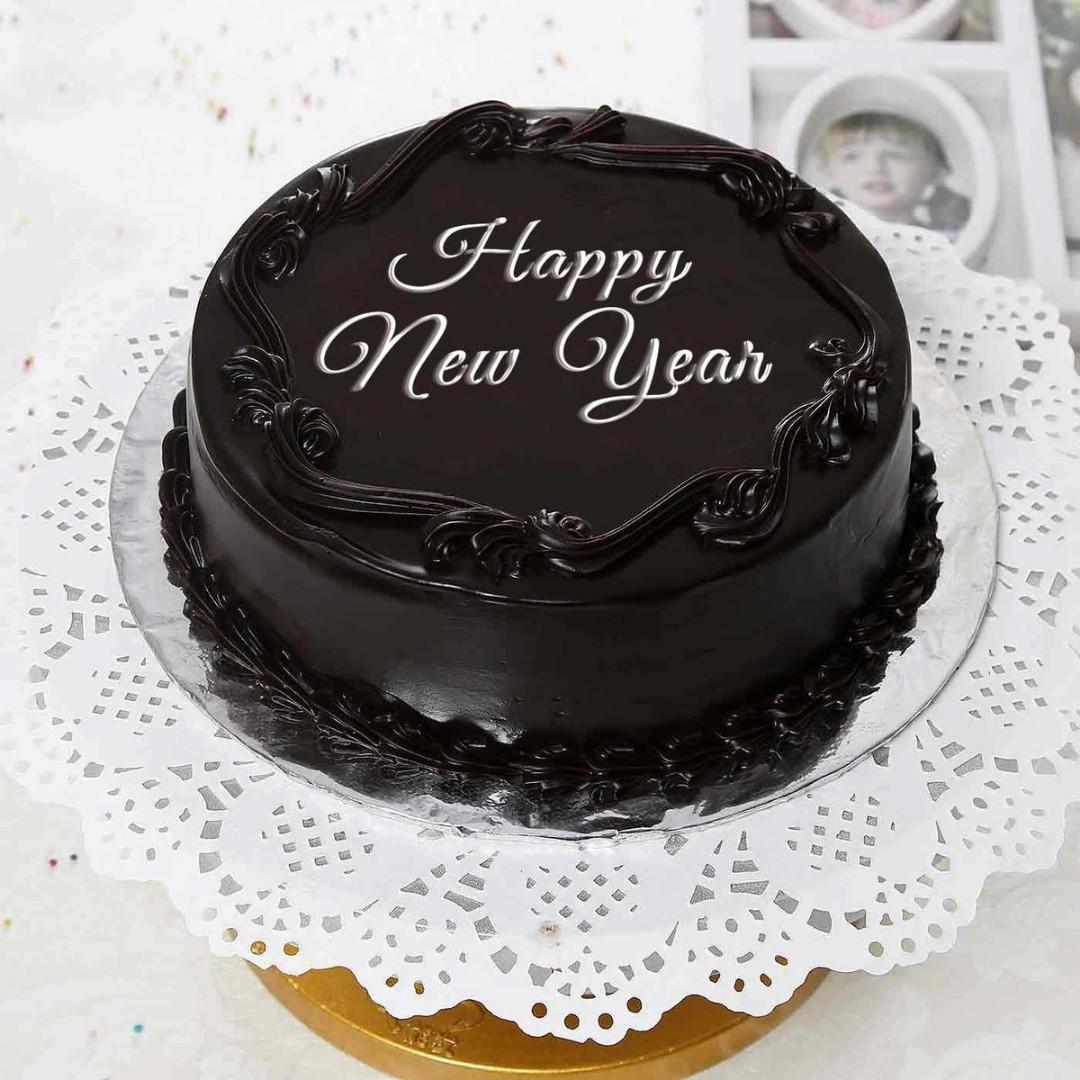 🎂 ન્યૂ યર Cake/ Sweets - Happy New Year SA CA - ShareChat