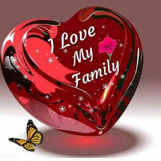 family - I Love My Family - ShareChat
