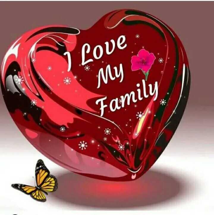 family - ) Love My Family - ShareChat