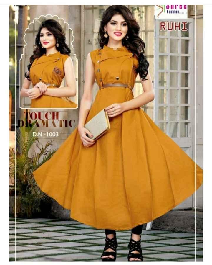 fashion market - VIՄԵ ԵՍ Fashion . . . . RUHI TOUCH HDRAMATIC D . N - 1003 - ShareChat