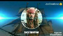 கம்பேக்னா இப்படித்தான் இருக்கனும்.. வங்கதேசத்தை வச்சி செஞ்ச ஜடேஜா - JyoCreationz Jack Sparrow AVEC Pauer lack Sparrow _ Ringtone Made With VivaVideo Like Share & Subscibe . . Whatsapp Status Bank - JyoCreationz 9 VivaVideo  - ShareChat