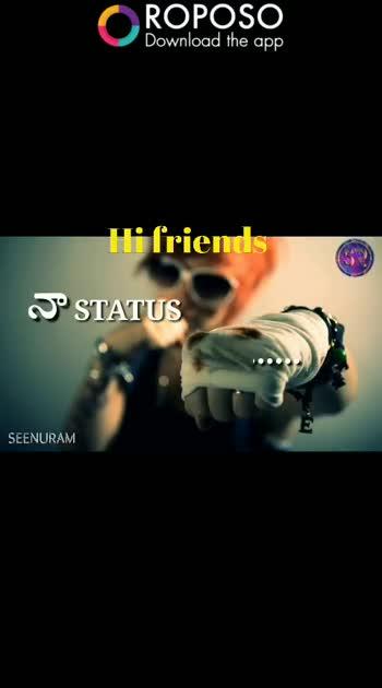 📹30 సెకండ్స్ వీడియోస్ - ROPOSO Download the app Hi friends eoes SEENURAM ROPOSO Download the app Hi friends J Status S . Jo 85 compare osoa . . . SEENURAM - ShareChat