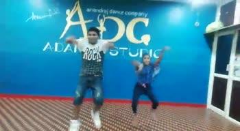 ఇంటర్నేషనల్ డే ఆఫ్ హ్యాపీనెస్😀 - anandraj dance company ADAN ADAN ST STURS TER ANTI DIO DODO THE 11 - ShareChat