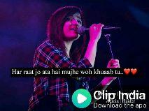 Feelings - Main hoon soona sa ik aasmaa mehtab tu . India Aumin Haider Download the app - ShareChat