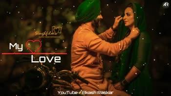 🤪एप्रिल फूल व्हिडीओ - Singhfilha . My Love . YouTube Akash Raskar AR Singhfil My : Love YouTube / Akash Raskar - ShareChat