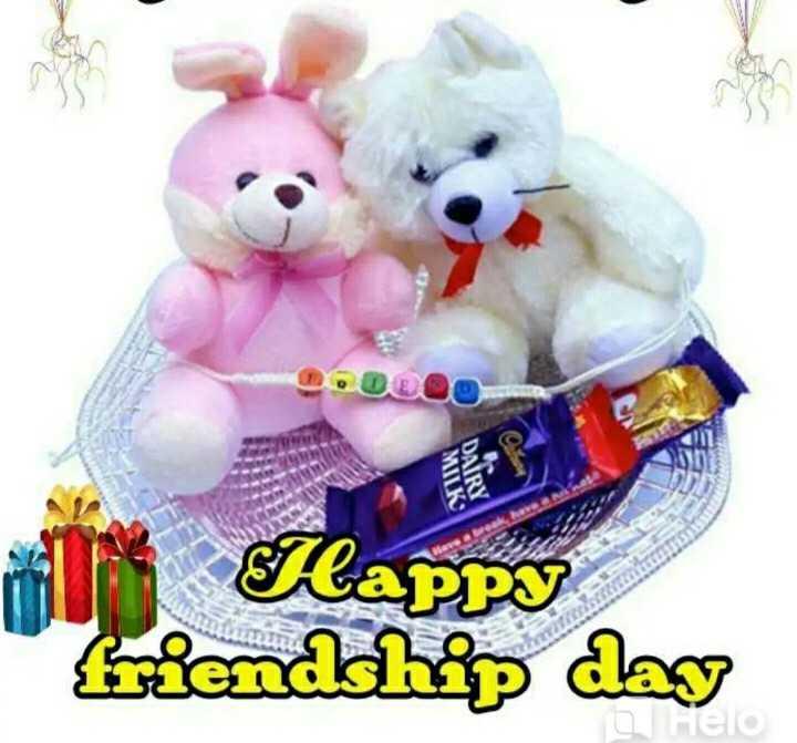 friend - MILK DAIRY Happy friendship day - ShareChat