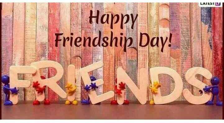 friendship forever........ - LATEST | Happy Friendship Day ! BRANDS - ShareChat