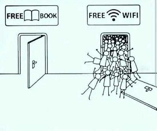 funny😃 - FREE Free Book FREE FREE WIFI WIFI - ShareChat