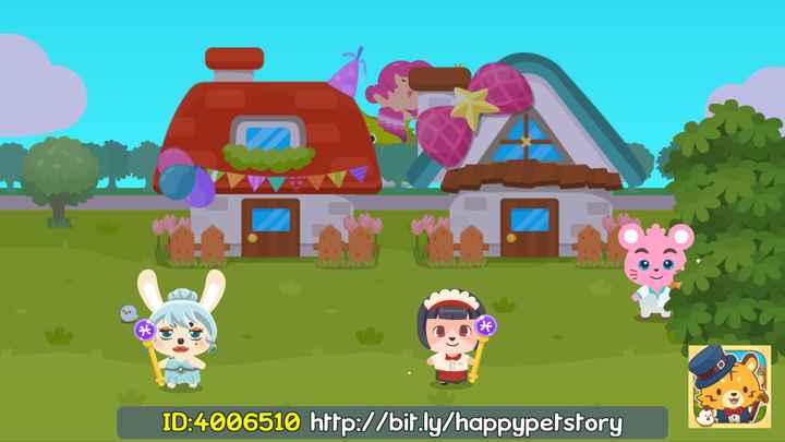 games - ID : 4006510 http : / / bit . ly / happypetstory - ShareChat