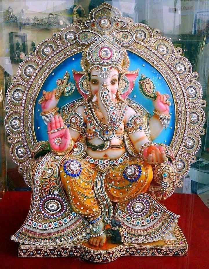 ganesh festival - ಅಡ್ಡರ - ShareChat