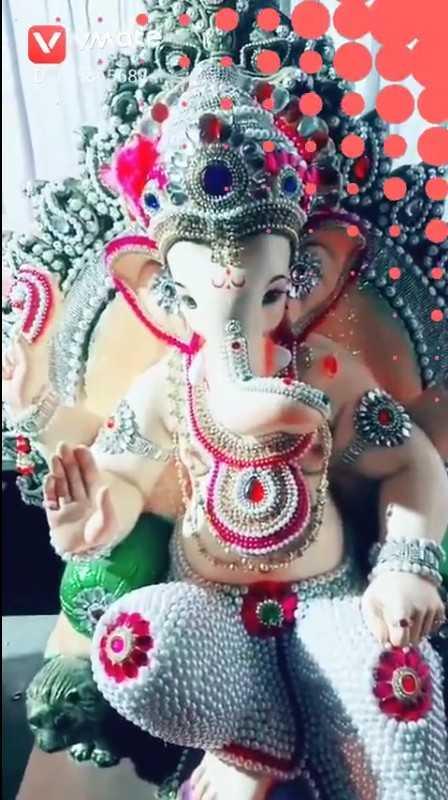ganesh festival - . - ShareChat