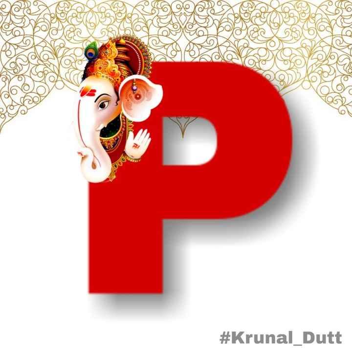 ganpati bappa  moriya - Logg9 DOT # Krunal _ Dutt - ShareChat