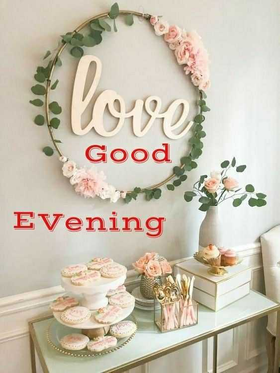 good evening ☕ - 640 ) Good EVening - ShareChat