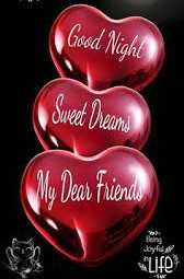 ☕good evening ☕ - Good Nighl Sweet Dreams My Dear Friends Joyfus Life - ShareChat