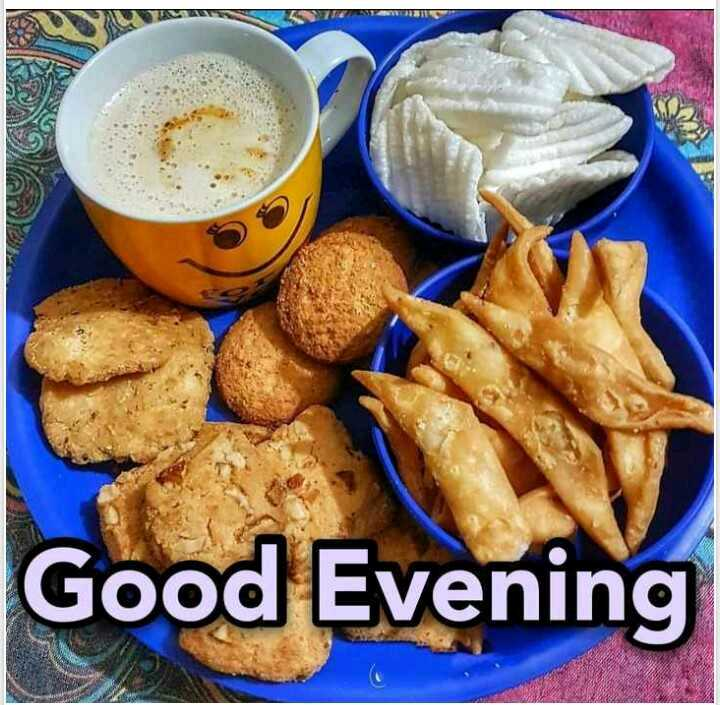 ☕good evening ☕ - Good Evening - ShareChat
