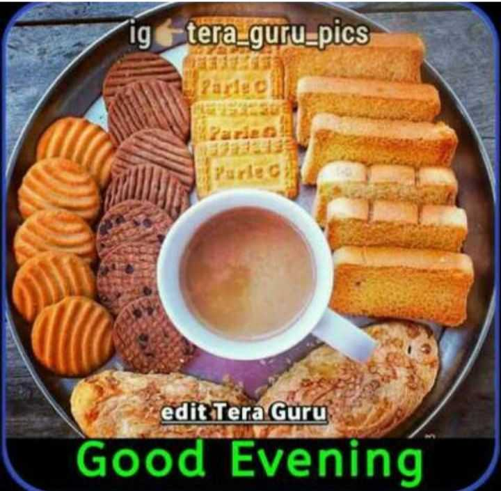 good evening ☕💒 - ig tera _ guru _ pics Partec zarie Parlec edit Tera Guru Good Evening - ShareChat