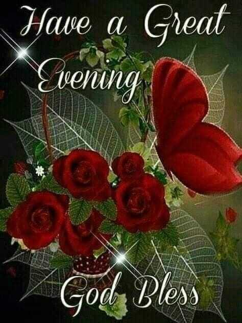 good evening 💕💐 - Have a Great Evening God Bless - ShareChat