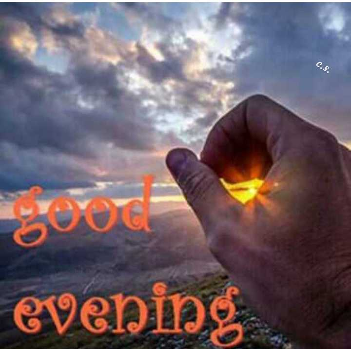 good evening 💕💐 - C . S . evening - ShareChat