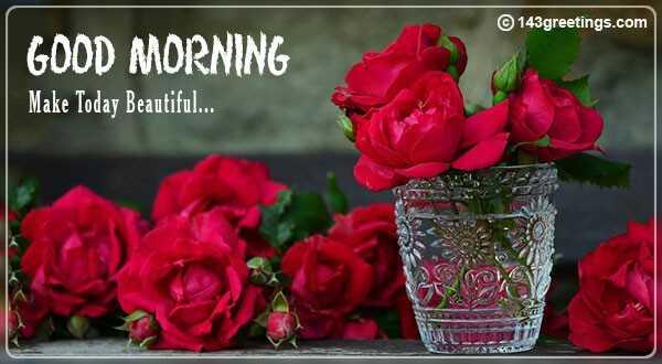 good morning ☕ - 143 greetings . com GOOD MORNING Make Today Beautiful . . . VILLA - ShareChat