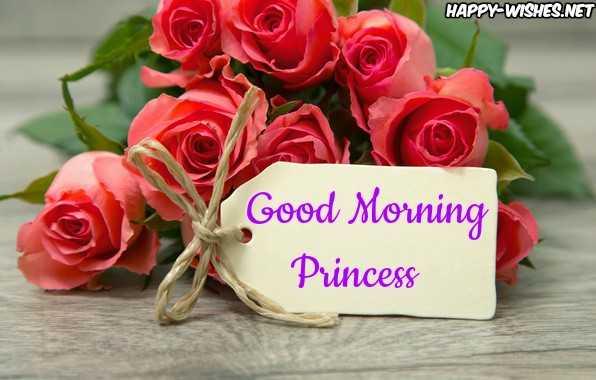 good  morning - HAPPY - WISHES . NET Good Morning Princess - ShareChat