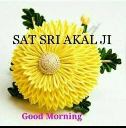 🌷🌻🌷🌻good morning - SAT SRI AKAL JI Good Morning - ShareChat