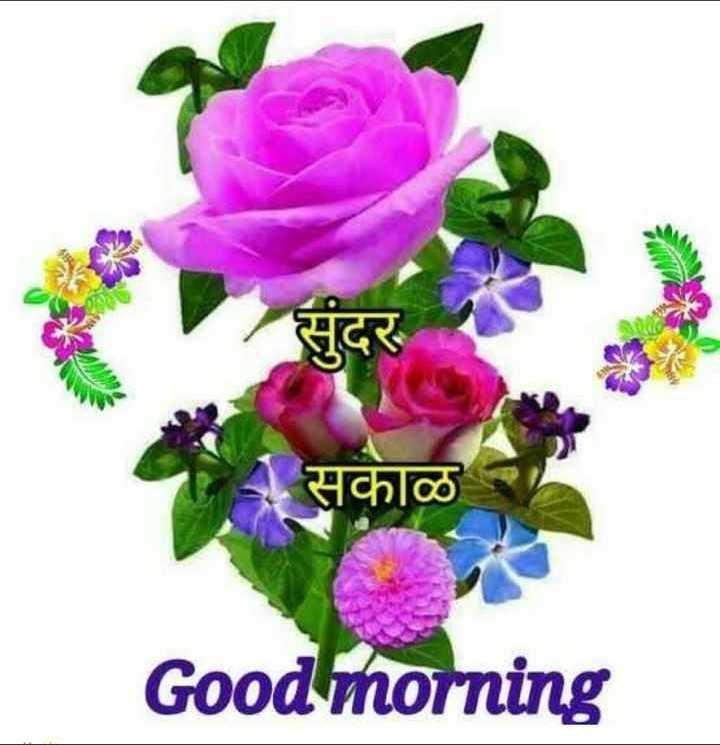good morning💐 - सुदर सकाळ Good morning - ShareChat