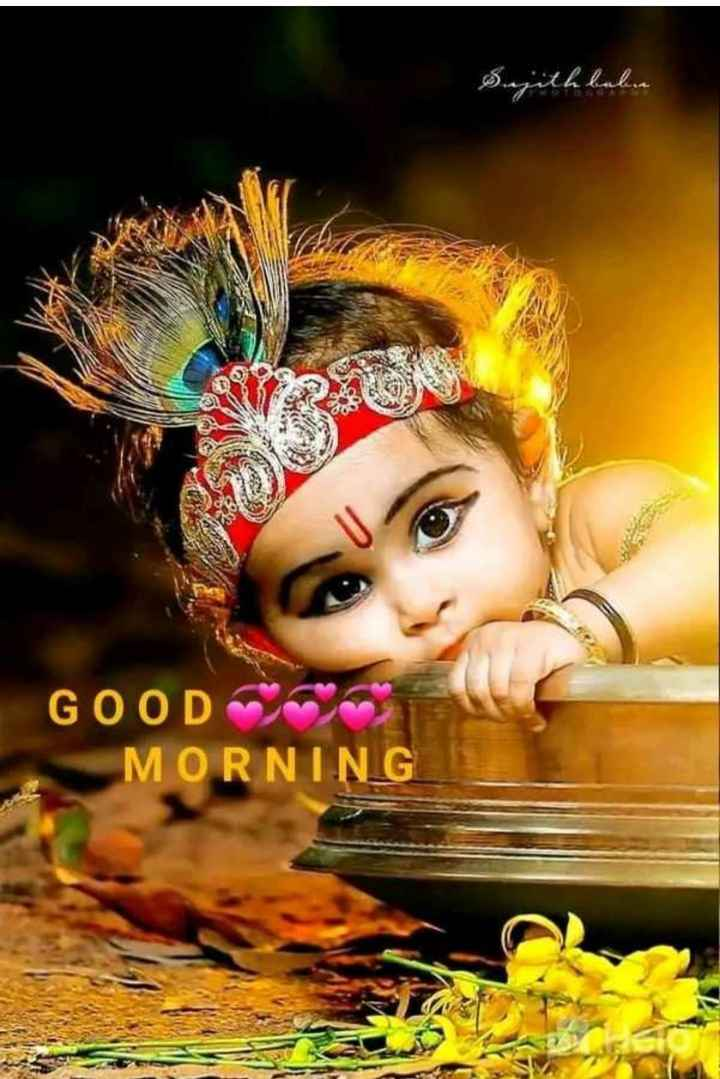 good morning ji - Sujith lali GOOD MORNING - ShareChat