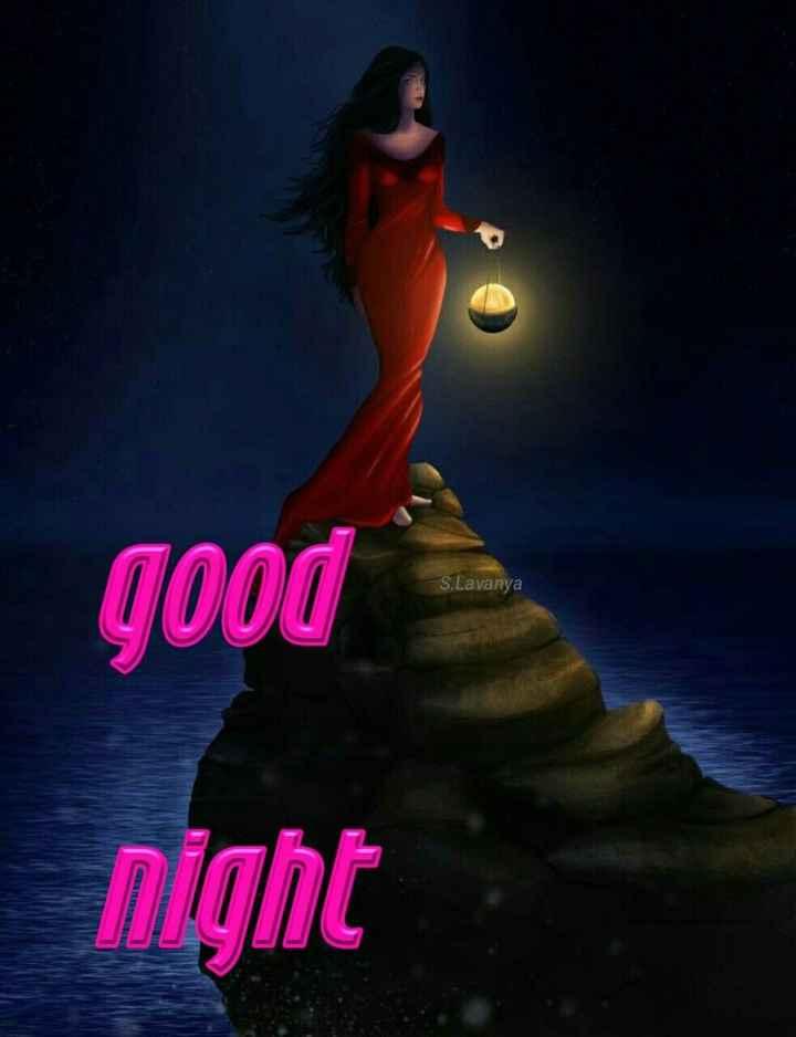 good ni8 - S . Lavanya good night - ShareChat