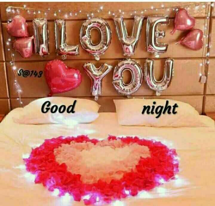 goodnight✨ - S @ 143 Good night - ShareChat