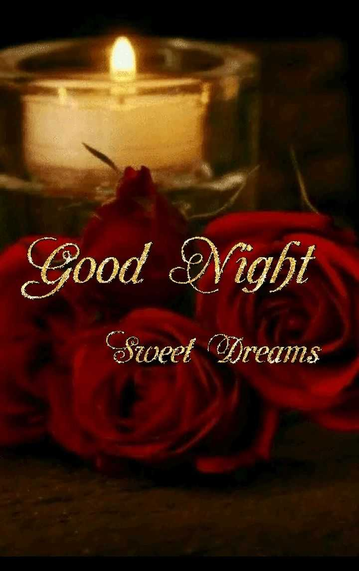 good night 💙❤💛💜💚 - Good Night Sweet Dreams - ShareChat