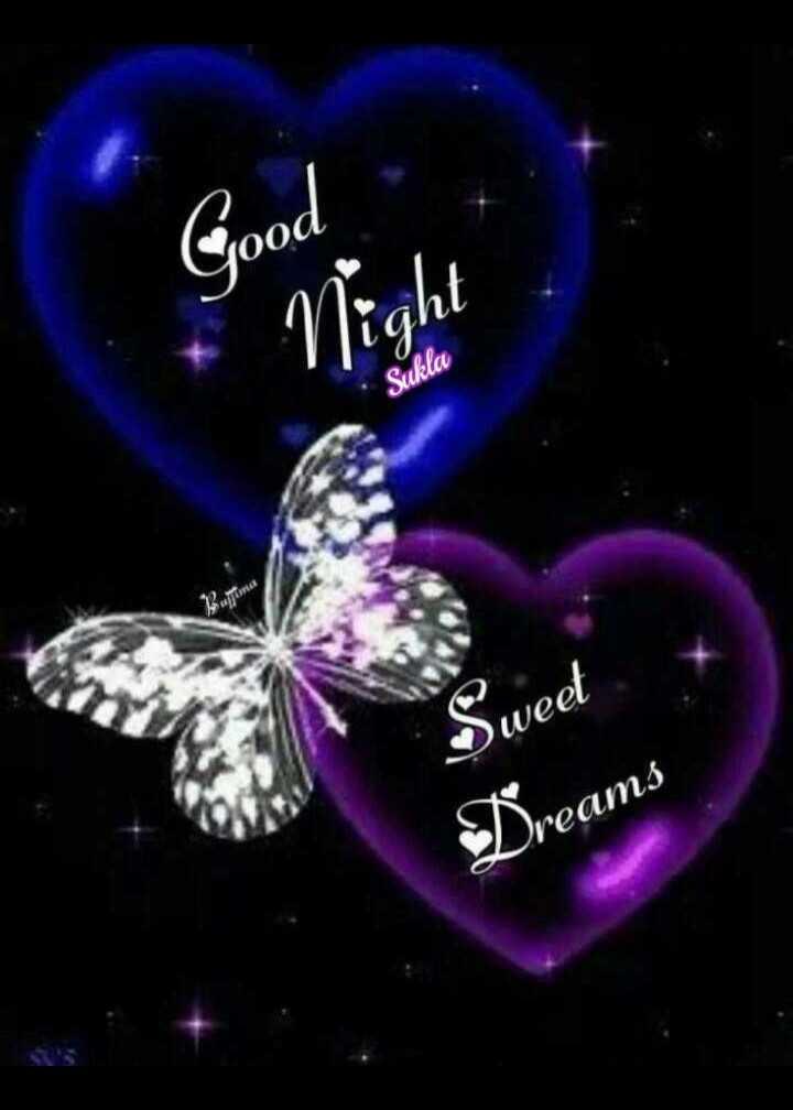 good night 💙❤💛💜💚 - ani Sukla weet Oreams - ShareChat