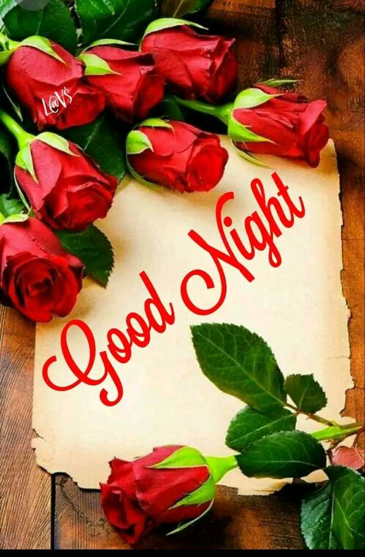 good night....🍫😄 - Lal Good Night - ShareChat