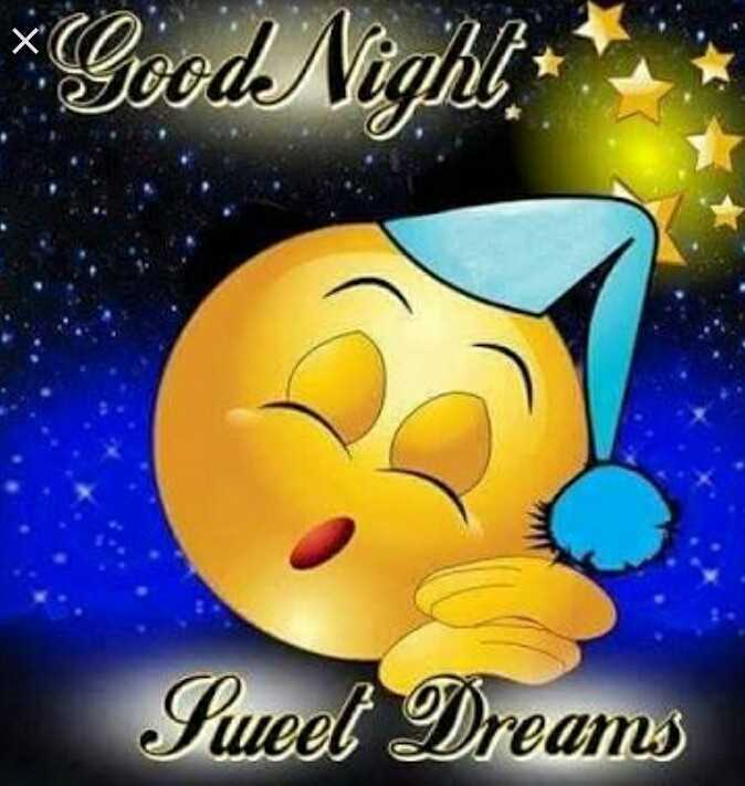 good night....🍫😄 - * Good Night * * Sweet Dreams - ShareChat
