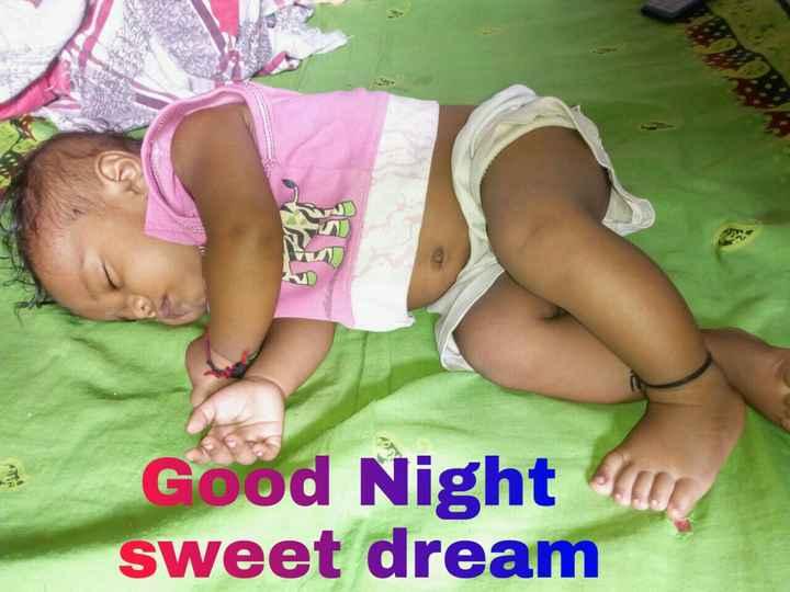 😚😚good night 😚😚 - Good Night ! ! sweet dream - ShareChat
