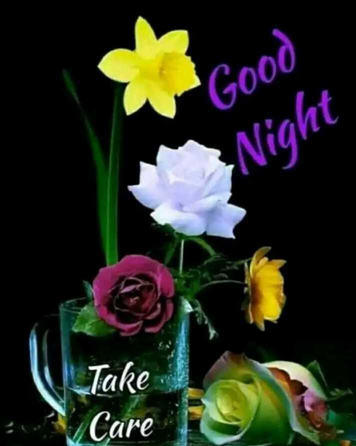 🌑 good night🌑 - Good Night Take Care - ShareChat