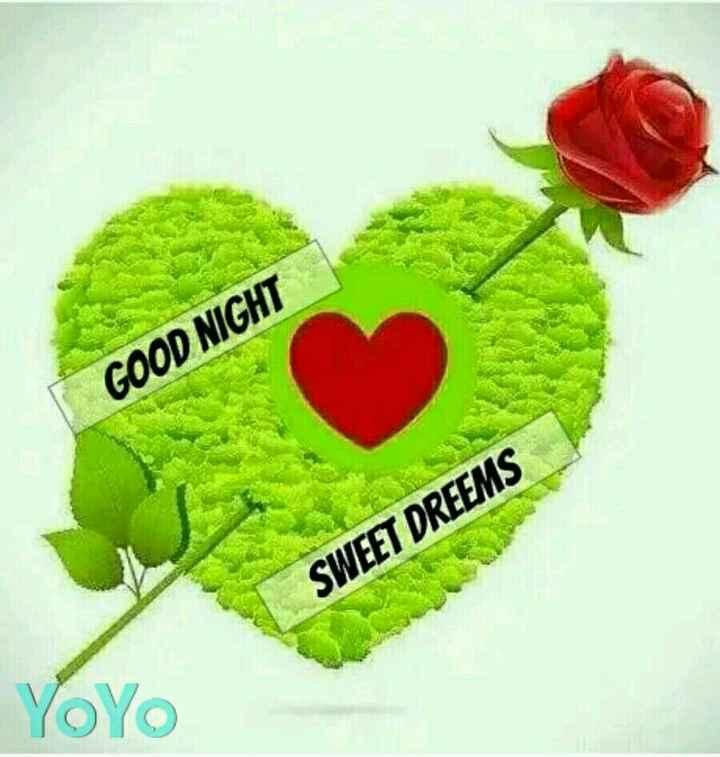🌹 good night 🌹 - GOOD NIGHT SWEET DREEMS YOYO - ShareChat