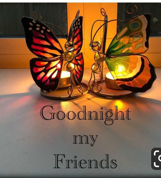 🎇good night🎇 - Goodnight my Friends - ShareChat