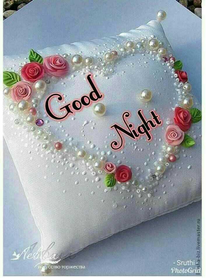 good night - Good Night isla - biz . livemaster ru Mega не сусство торжества - Sruthi PhotoGrid - ShareChat