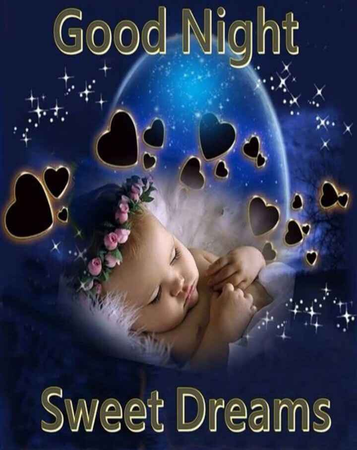 good night 💕💗 - ShareChat