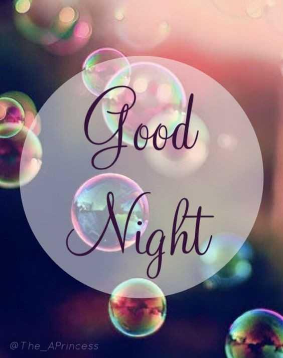 good night - Good Night @ The _ APrincess - ShareChat