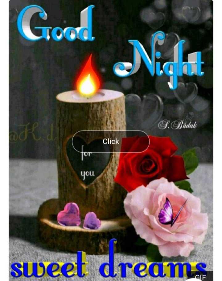 💠🔷🔹good night 🔹🔷💠 - Good S . Bidak Click you sweet dreams - ShareChat