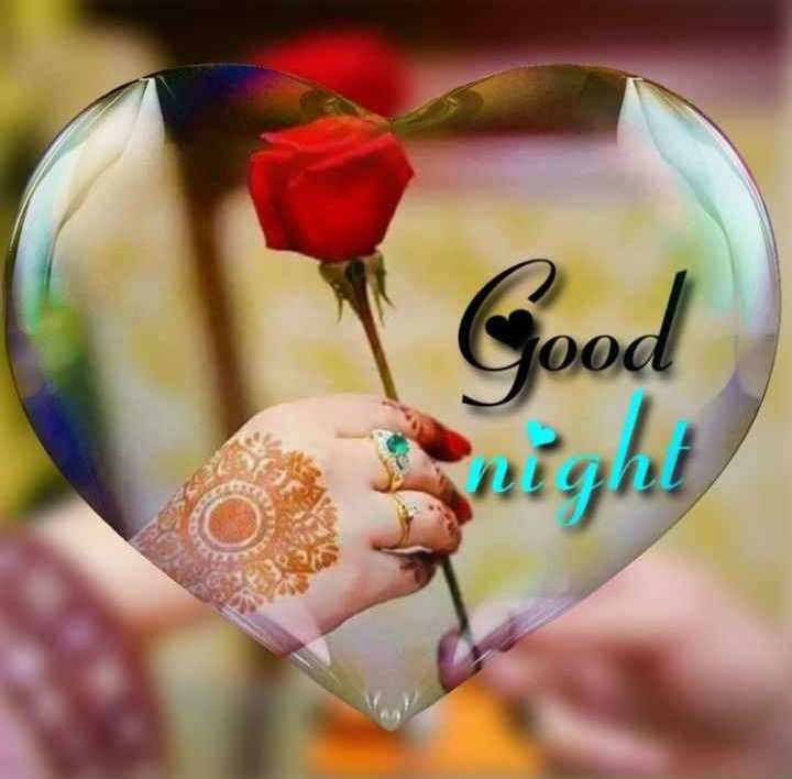 good night 🌹 - I Good - ShareChat