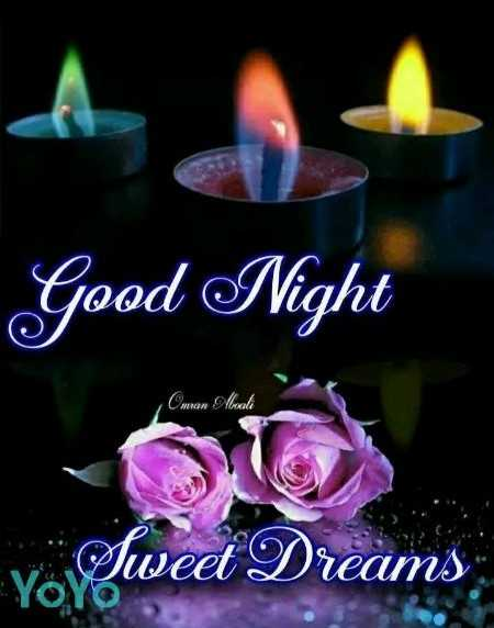🌹🌹 good night 🌹🌹 - Good Night mran Meele V . Sweet Dreams Yoyo - ShareChat